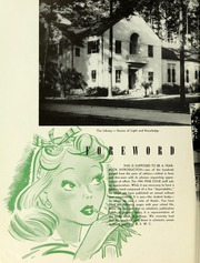 Page 8, 1941 Edition, Valdosta State University - Pinecone Yearbook (Valdosta, GA) online yearbook collection