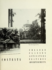 Page 9, 1941 Edition, Valdosta State University - Pinecone Yearbook (Valdosta, GA) online yearbook collection