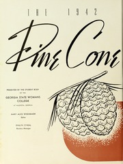 Page 6, 1942 Edition, Valdosta State University - Pinecone Yearbook (Valdosta, GA) online yearbook collection