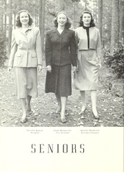 Page 18, 1948 Edition, Valdosta State University - Pinecone Yearbook (Valdosta, GA) online yearbook collection