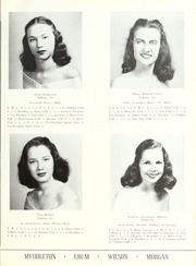 Page 23, 1948 Edition, Valdosta State University - Pinecone Yearbook (Valdosta, GA) online yearbook collection