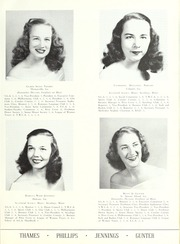 Page 25, 1948 Edition, Valdosta State University - Pinecone Yearbook (Valdosta, GA) online yearbook collection