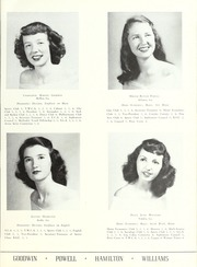 Page 27, 1948 Edition, Valdosta State University - Pinecone Yearbook (Valdosta, GA) online yearbook collection