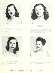 Page 29, 1948 Edition, Valdosta State University - Pinecone Yearbook (Valdosta, GA) online yearbook collection