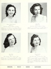Page 31, 1948 Edition, Valdosta State University - Pinecone Yearbook (Valdosta, GA) online yearbook collection