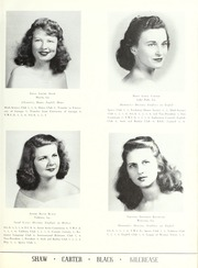 Page 33, 1948 Edition, Valdosta State University - Pinecone Yearbook (Valdosta, GA) online yearbook collection