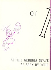 Page 8, 1948 Edition, Valdosta State University - Pinecone Yearbook (Valdosta, GA) online yearbook collection