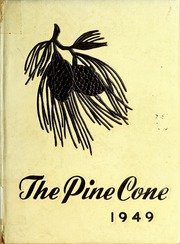 Page 1, 1949 Edition, Valdosta State University - Pinecone Yearbook (Valdosta, GA) online yearbook collection