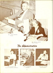 Page 14, 1949 Edition, Valdosta State University - Pinecone Yearbook (Valdosta, GA) online yearbook collection