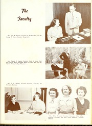 Page 15, 1949 Edition, Valdosta State University - Pinecone Yearbook (Valdosta, GA) online yearbook collection