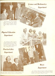 Page 17, 1949 Edition, Valdosta State University - Pinecone Yearbook (Valdosta, GA) online yearbook collection