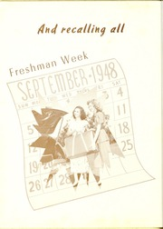 Page 8, 1949 Edition, Valdosta State University - Pinecone Yearbook (Valdosta, GA) online yearbook collection