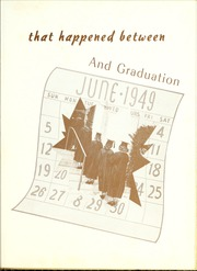 Page 9, 1949 Edition, Valdosta State University - Pinecone Yearbook (Valdosta, GA) online yearbook collection