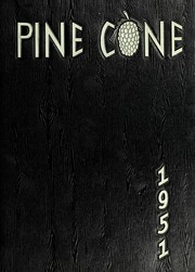 Valdosta State University - Pinecone Yearbook (Valdosta, GA) online yearbook collection, 1951 Edition, Page 1