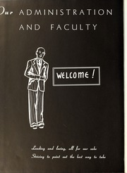 Page 16, 1951 Edition, Valdosta State University - Pinecone Yearbook (Valdosta, GA) online yearbook collection