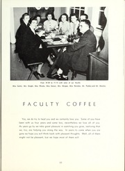 Page 17, 1951 Edition, Valdosta State University - Pinecone Yearbook (Valdosta, GA) online yearbook collection