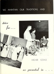 Page 9, 1951 Edition, Valdosta State University - Pinecone Yearbook (Valdosta, GA) online yearbook collection