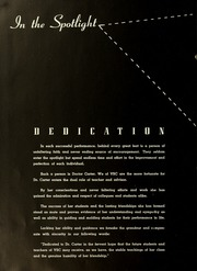 Page 12, 1953 Edition, Valdosta State University - Pinecone Yearbook (Valdosta, GA) online yearbook collection
