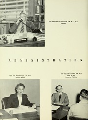 Page 16, 1953 Edition, Valdosta State University - Pinecone Yearbook (Valdosta, GA) online yearbook collection