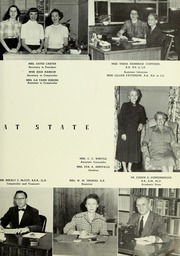 Page 17, 1953 Edition, Valdosta State University - Pinecone Yearbook (Valdosta, GA) online yearbook collection