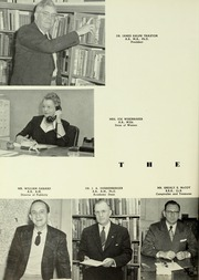 Page 14, 1954 Edition, Valdosta State University - Pinecone Yearbook (Valdosta, GA) online yearbook collection