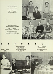 Page 15, 1954 Edition, Valdosta State University - Pinecone Yearbook (Valdosta, GA) online yearbook collection