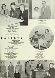 Page 17, 1954 Edition, Valdosta State University - Pinecone Yearbook (Valdosta, GA) online yearbook collection