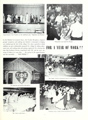 Page 11, 1960 Edition, Valdosta State University - Pinecone Yearbook (Valdosta, GA) online yearbook collection