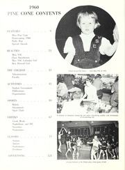 Page 8, 1960 Edition, Valdosta State University - Pinecone Yearbook (Valdosta, GA) online yearbook collection