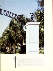 Page 7, 1961 Edition, Valdosta State University - Pinecone Yearbook (Valdosta, GA) online yearbook collection