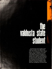 Page 6, 1969 Edition, Valdosta State University - Pinecone Yearbook (Valdosta, GA) online yearbook collection