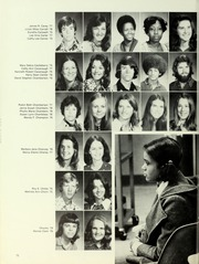 Page 76, 1975 Edition, Valdosta State University - Pinecone Yearbook (Valdosta, GA) online yearbook collection