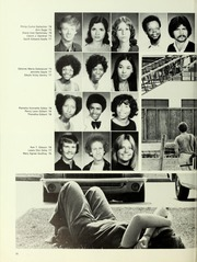 Page 82, 1975 Edition, Valdosta State University - Pinecone Yearbook (Valdosta, GA) online yearbook collection