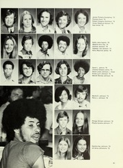 Page 87, 1975 Edition, Valdosta State University - Pinecone Yearbook (Valdosta, GA) online yearbook collection