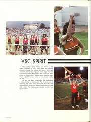 Page 10, 1985 Edition, Valdosta State University - Pinecone Yearbook (Valdosta, GA) online yearbook collection