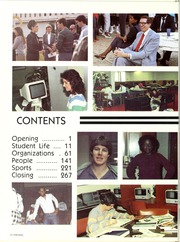 Page 14, 1985 Edition, Valdosta State University - Pinecone Yearbook (Valdosta, GA) online yearbook collection