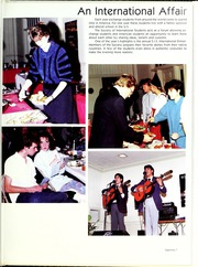 Page 11, 1987 Edition, Valdosta State University - Pinecone Yearbook (Valdosta, GA) online yearbook collection