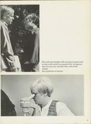 Page 13, 1970 Edition, Young Harris College - Enotah Yearbook (Young Harris, GA) online yearbook collection