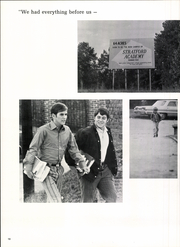 Page 16, 1971 Edition, Stratford Academy - Overlook Yearbook (Macon, GA) online yearbook collection