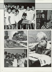 Page 12, 1986 Edition, Ridgeview Middle School - Renaissance Yearbook (Atlanta, GA) online yearbook collection