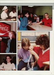 Page 15, 1986 Edition, Ridgeview Middle School - Renaissance Yearbook (Atlanta, GA) online yearbook collection