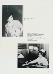 Page 11, 1975 Edition, Dalton Vocational School of Health Occupations - Blue Stripe Yearbook (Dalton, GA) online yearbook collection