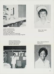 Page 13, 1975 Edition, Dalton Vocational School of Health Occupations - Blue Stripe Yearbook (Dalton, GA) online yearbook collection