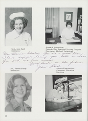 Page 14, 1975 Edition, Dalton Vocational School of Health Occupations - Blue Stripe Yearbook (Dalton, GA) online yearbook collection