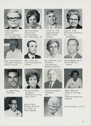 Page 9, 1975 Edition, Dalton Vocational School of Health Occupations - Blue Stripe Yearbook (Dalton, GA) online yearbook collection