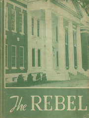 Page 1, 1952 Edition, Robert E Lee Institute - Rebel Yearbook (Thomaston, GA) online yearbook collection