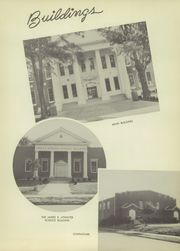 Page 11, 1952 Edition, Robert E Lee Institute - Rebel Yearbook (Thomaston, GA) online yearbook collection