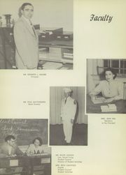 Page 17, 1952 Edition, Robert E Lee Institute - Rebel Yearbook (Thomaston, GA) online yearbook collection