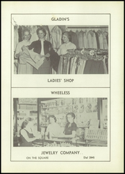 Page 165, 1956 Edition, Robert E Lee Institute - Rebel Yearbook (Thomaston, GA) online yearbook collection