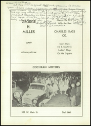 Page 170, 1956 Edition, Robert E Lee Institute - Rebel Yearbook (Thomaston, GA) online yearbook collection